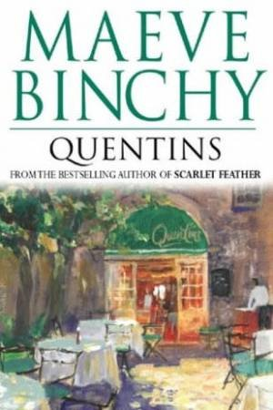 Quentins - Cassette by Maeve Binchy