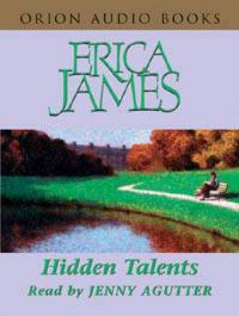 Hidden Talents - Cassette by Erica James
