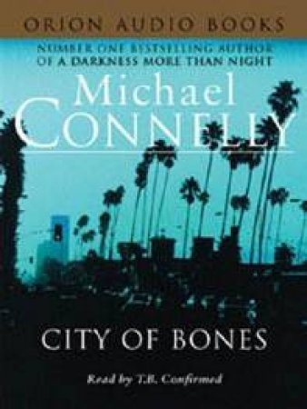 City Of Bones - CD by Michael Connelly
