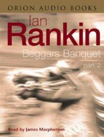 Beggars Banquet Part 2 - Cassette by Ian Rankin