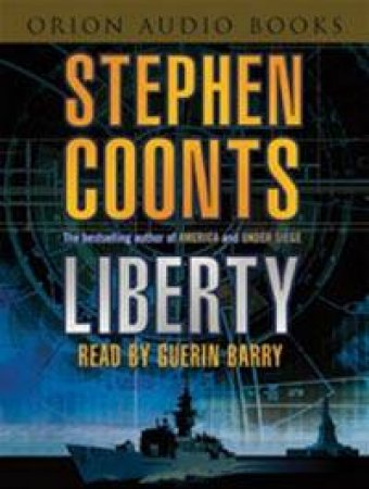 Liberty - Cassette by Stephen Coonts