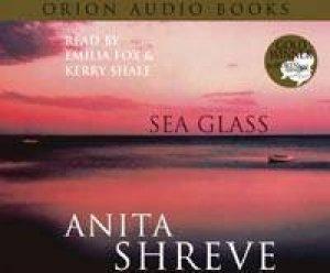 Sea Glass - CD by Anita Shreve