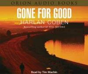 Gone For Good - CD by Harlan Coben