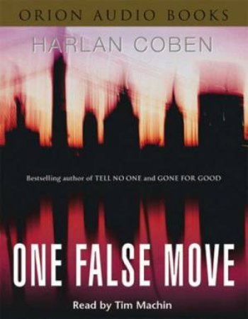 One False Move - CD by Harlan Coben