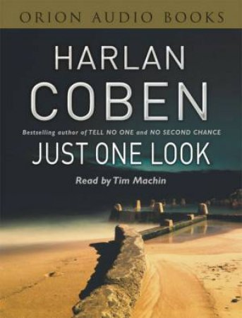 Just One Look - CD by Harlan Coben