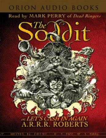 The Soddit - CD by Adam Roberts