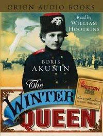 The Winter Queen - Cassette by Boris Akunin