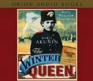 The Winter Queen - CD by Boris Akunin