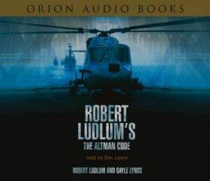 The Altman Code - CD by Robert Ludlum & Gayle Lynds