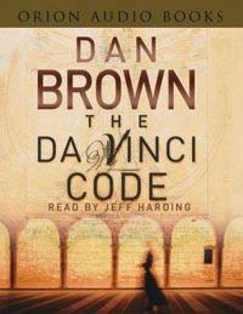 The Da Vinci Code - Cassette by Dan Brown