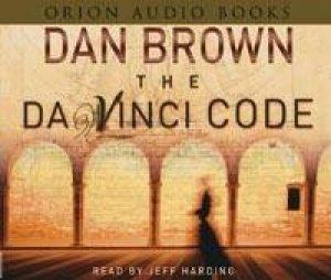 The Da Vinci Code - CD by Dan Brown