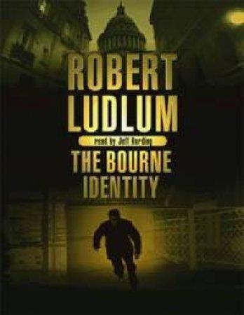 The Bourne Identity - Cassette by Robert Ludlum