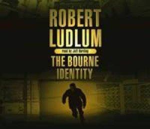 The Bourne Identity - CD by Robert Ludlum