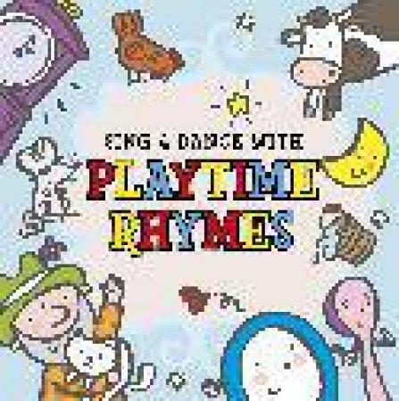 Playtime Rhymes (1 X Cd) by Gardner Sally