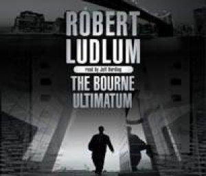 The Bourne Ultimatum - CD by Robert Ludlum