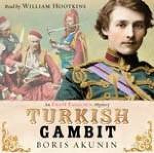 Turkish Gambit - CD by Boris Akunin