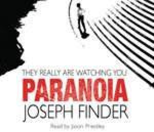 Paranoia - CD by Joseph Finder