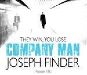 Company Man - CD by Joseph Finder