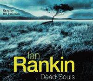 Dead Souls - CD by Ian Rankin