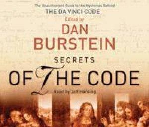 Secrets Of The Code - CD by Dan Burstein