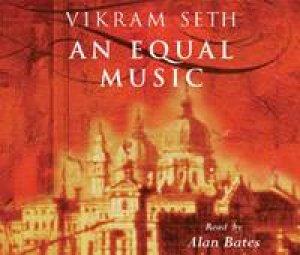 An Equal Music - CD by Vikram Seth