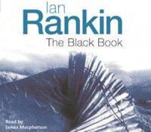 The Black Book - CD by Ian Rankin