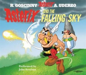 Asterix And The Falling Sky - CD by Rene Goscinny