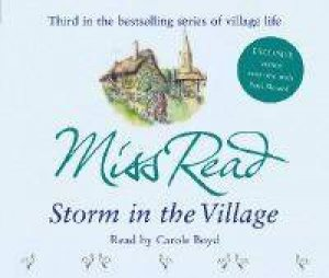 Storm In The Village CD by Miss Read