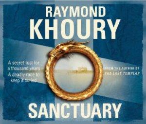 Sanctuary - CD by Raymond Khoury