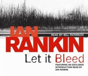 Let it Bleed 3XCD by Ian Rankin