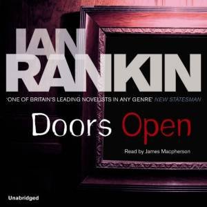 Doors Open 9CD by Ian Rankin