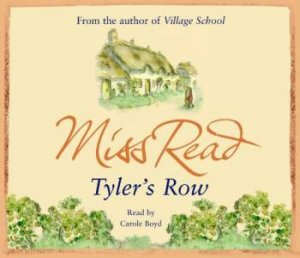 Tyler's Row 3XCD by Read Miss