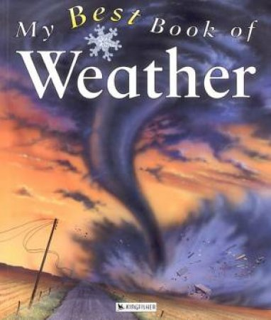 My Best Book Of Weather by Simon Adams