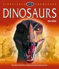 Kingfisher Knowledge Dinosaurs