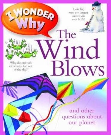 I Wonder Why The Wind Blows by Anita Ganeri