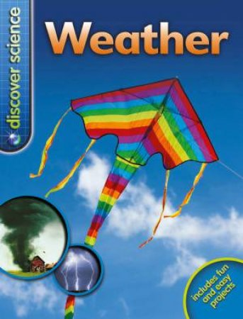 Discover Science: Weather by Caroline Harris