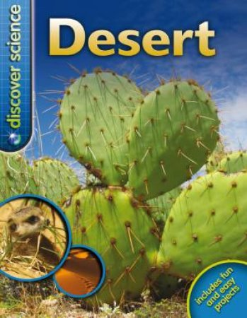 Discover Science: Desert by Nicola Davies