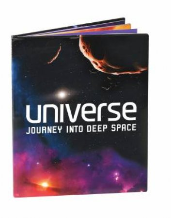 Universe Journey Into Deep Space by Mike Goldsmith