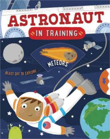 Astronaut in Training by Cath Ard