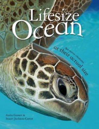Lifesize Ocean by Anita Ganeri & Stuart Jackson-carter