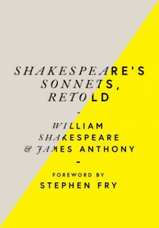 Shakespeare's Sonnets, Retold: Classic Love Poems With A Modern Twist by  William Shakespeare - 9780753553138 - QBD Books
