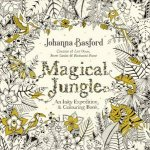 Magical Jungle An Inky Expedition And Colouring Book