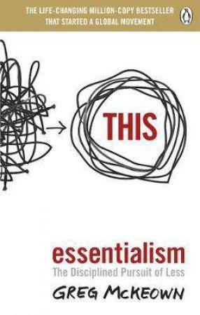 Essentialism by Greg McKeown
