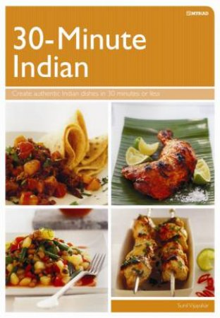 30-minute Indian by Various