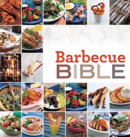 Barbecue Bible by Various