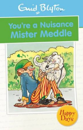 Happy Days: You're a Nuisance Mister Meddle