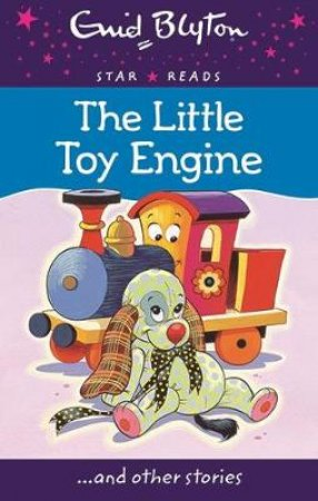 Star Reads: The Little Toy Engine