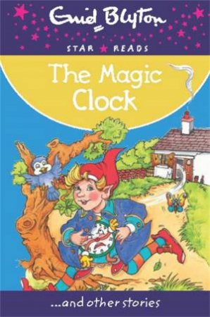 Star Reads: The Magic Clock
