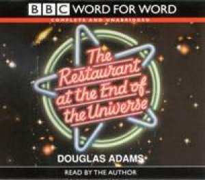 BBC Radio Collection: The Restaurant At The End Of The Universe - CD by Douglas Adams