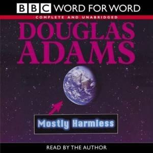 Mostly Harmless - CD by Douglas Adams